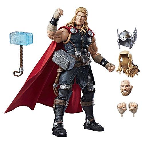 Marvel Figura de Thor, Avengers Legends (Hasbro...