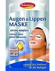 Schaebens Augen und Lippen Maske, 15er Pack (15 x 6ml)