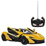 Rastar - Coche teledirigido 1:14 McLaren P1 puertas de gaviota (85183)