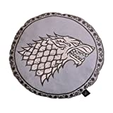 SD Toys Haus Stark Game of Thrones Kissen, Polyester, bunt, 45 x 45 x 8 cm
