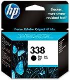 HP 338 Black Original Ink Cartridge (C8765EE)