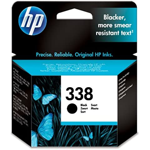 HP C8765EE - Cartucho de tinta, color negro