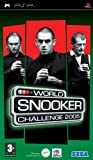 #9: World Snooker Challenge 2005 (PSP)