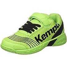 Kempa Attack Junior, Zapatillas de Balonmano Unisex Niños