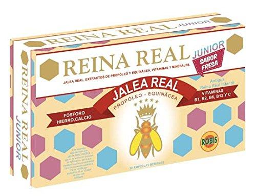Robis Reina Real Junior - 20 Ampollas