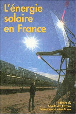 L'énergie solaire en France. Actes des 118e congrès, Pau, 1993