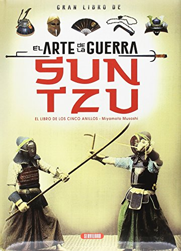 Great book of the art of war Sun Tzu, the book of five rings. Miyamoto Musashi