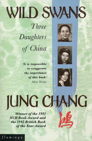 Buchseite und Rezensionen zu 'Wild Swans: Three Daughters of China' von Jung Chang