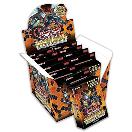Yu-Gi-Oh - Circuit Break Special Edition 1 Display (10 Boxen) - Deutsch -