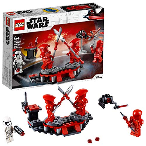 LEGO Star Wars TM - Combat Pack: Elite Praetorian Guard, construction toy and Star Wars action (75225)