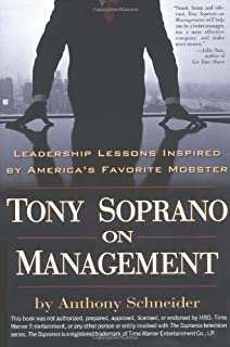 Tony Soprano on Management: Leadership Lessons Inspired by America's Favorite Mobster (0425194949) | Amazon price tracker / tracking, Amazon price history charts, Amazon price watches, Amazon price drop alerts