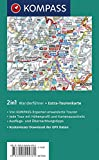 KOMPASS Wanderführer Meran und Umgebung, Passeiertal, Texelgruppe, Ultental: Wanderführer mit Extra-Tourenkarte 1:50 - 000, 60 Touren, GPX-Daten zum Download - Franziska Baumann