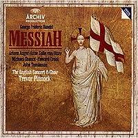 Händel - Messiah (Der Messias) / Augér · von Otter · Chance · Crook · Tomlinson · The English Concert · Pinnock