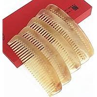 Alta qualità di legno naturale materiali artiglio pettini avvisatore