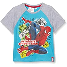 DC Comics Spiderman, Camiseta para Niñas