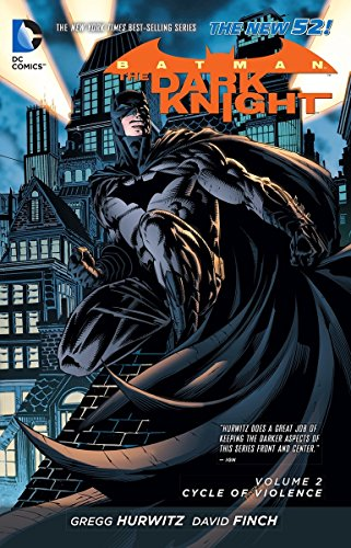 Batman: The Dark Knight Vol. 2: Cycle of Violence (The New 52) - Gregg Hurwitz