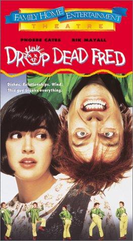 Preisvergleich Produktbild Drop Dead Fred [VHS]