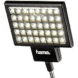 Hama 60184 Torche 40 LEDs pour Caméoscope Diffuseur Filtre Orange