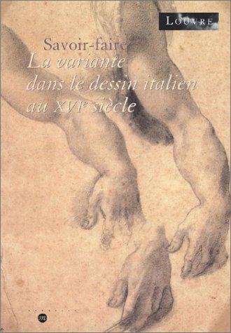La Variante dans le dessin italien au XVIe siècle