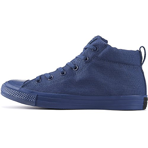 Converse Chuck Taylor All Star Via Mid SNEAKERS Navy