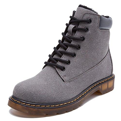 Solshine , chaussures compensées femme Gris