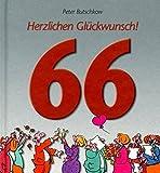 Herzlichen Glückwunsch zum 66. Geburtstag (Viel-Spass-Bücher)
