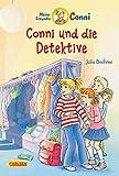 Conni-Erzählbände 18: Conni und die Detektive (farbig illustriert) (18)