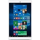 "Teclast X80 Plus 8.0 ""1280x800 IPS Dual OS Windows 10 et Android 5.1 Intel Cherry Trail Z8300 2GB / 32GB HDMI Bluetooth OTG Tablette PC"