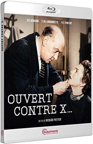 Ouvert Contre X  [Blu-ray] d'occasion  Livré partout en Belgique