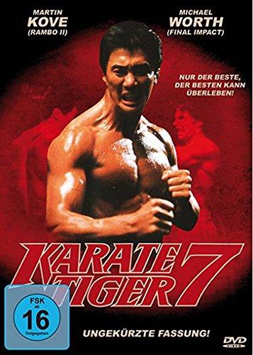 Bild von Karate Tiger 7 - To be the Best (Ungekürzte Fassung)