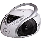 Trevi 0054201 Radio portable Blanc