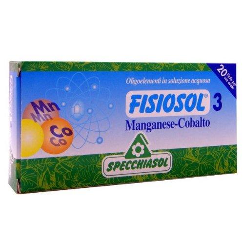 SPECCHIASOL - FISIOSOL-3 MN-CO 20 ROUTE SPE