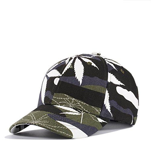 Meaeo Baseball Cap Knochen Baumwolle Unisex Caps Hüte Mützen Freizeitaktivitäten Baseball Cap Verstellbar