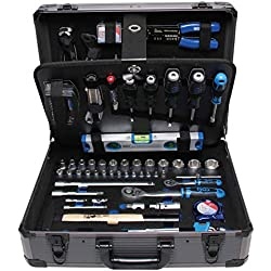 15501 BGS Profi-Werkzeugsatz im Alu-Koffer, 149-tlg.