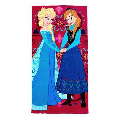 Disney Store Official Frozen Beach Towel For Kids by Disney