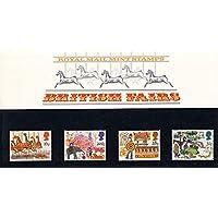 1983British fiere confezione presentazione PP126stampato (n ° 147)–Royal Mail