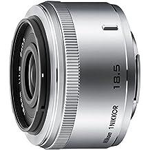 Nikon 1 NIKKOR 18.5mm f/1.8 Lens - Silver