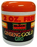 Black Thang Ginseng/Gold Max Gro 6 oz. by It's A Black Thang