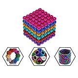 Best Joyería amigo collares magnéticos - Elsatsang Puzzles 3D ,Juguetes de la Descompresión-Cubo de Review