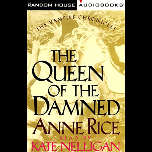 The Queen of the Damned  Audiolibri