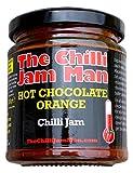 The Chilli Jam Man Orange Hot Chocolate 200 g (Pack of 2)