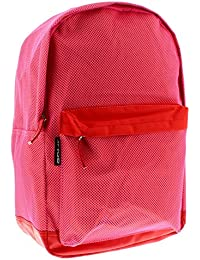 9043de81e507 New Boys Girls Childrens Pink Gola Traditional Style Backpack - Hot  Pink Pink