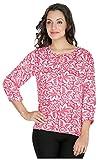 Mayra Women's 3/4 Sleeve Top (1509T08122...