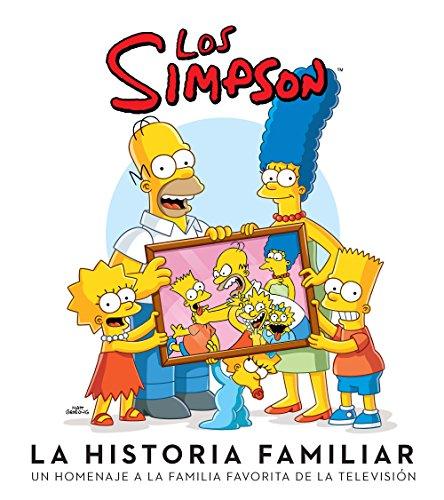 Los Simpson: La historia familiar por Matt Groening