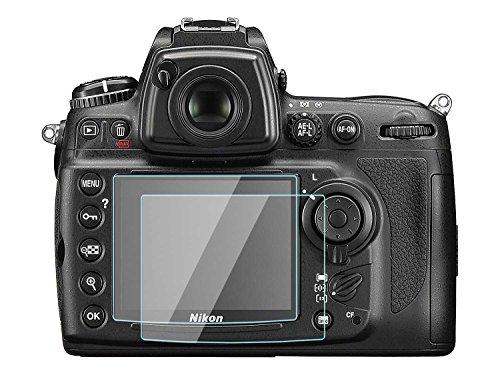 Nikon D7000D90D700D300s pellicola proteggi schermo LCD ottico vetro temperato 9H copertura perfetta per fotocamera digitale Nikon