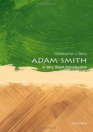 Adam Smith: A Very Short Introduction (Very Short Introductions)