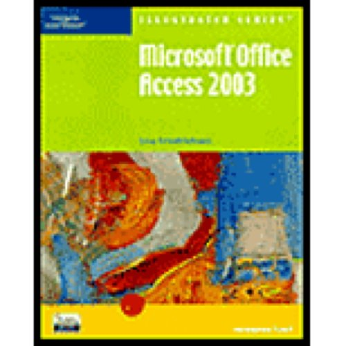 Microsoft Office Access 2003: Introductory