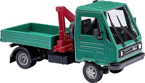 Busch 42221 H0 Multicar mit Pritsche und Kran