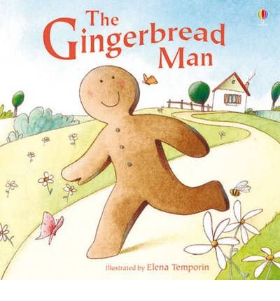 [(The Gingerbread Man)] [Author: Mairi Mackinnon] published on (April, 2011)