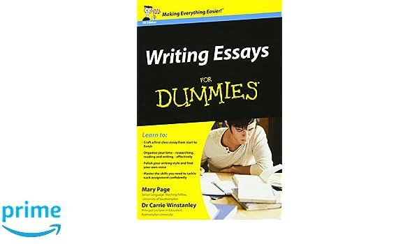 essay writing for dummies pdf essay writing for dummies pdf